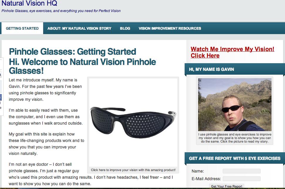 vision case study
